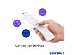 """Smart TV QLED 43"""" Samsung The Frame 4K Pontos Quânticos HDR10+ 4HDMI - 8"""