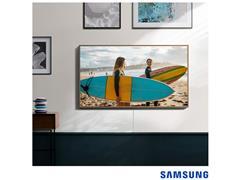 """Smart TV QLED 43"""" Samsung The Frame 4K Pontos Quânticos HDR10+ 4HDMI - 9"""