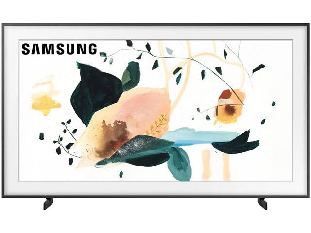 """Smart TV QLED 55"""" Samsung The Frame 4K Pontos Quânticos HDR10+ 4HDMI"""