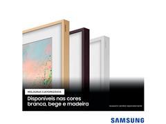 """Smart TV QLED 55"""" Samsung The Frame 4K Pontos Quânticos HDR10+ 4HDMI - 7"""