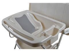Banheira de Bebê Burigotto Splash+ Indigo - 6