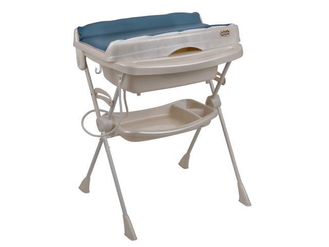 Banheira de Bebê Burigotto Splash+ Indigo