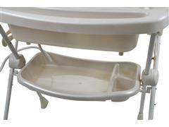 Banheira de Bebê Burigotto Splash+ Indigo - 7