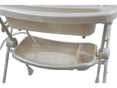 Banheira de Bebê Burigotto Splash+ Monarca - 7