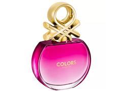Perfume Benetton Colors Pink Eau de Toilette Feminino 80ML - 1
