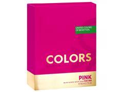 Perfume Benetton Colors Pink Eau de Toilette Feminino 80ML - 2