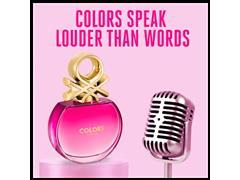 Perfume Benetton Colors Pink Eau de Toilette Feminino 80ML - 4