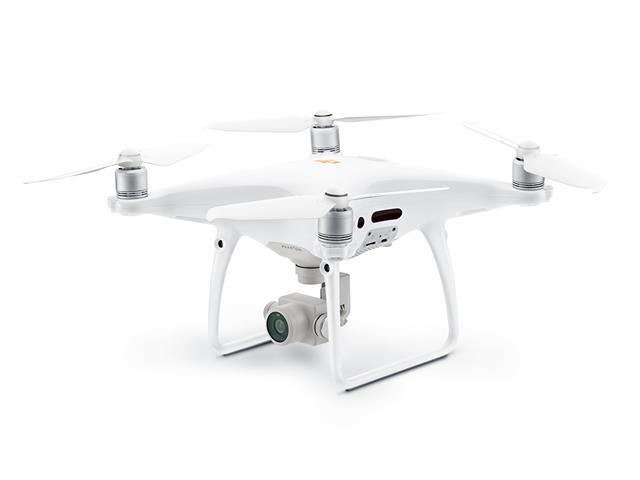 Drone Phantom 4 Pro V2.0 DJI com + 1 Bateria Extra 5870mAh DJI