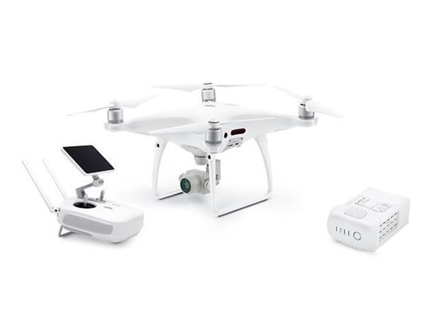 Drone Phantom 4 Pro V2.0 Plus DJI com + 1 Bateria Extra 5870mAh DJI