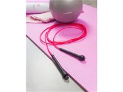 Corda De Pular Rosa 275 Cm