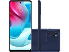 "Smartphone Motorola Moto G60S 4G 128GB 6.8"" Quad-Câm 64+8+5+2MP Azul - 0"