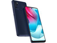 "Smartphone Motorola Moto G60S 4G 128GB 6.8"" Quad-Câm 64+8+5+2MP Azul - 1"