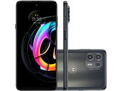 """Smartphone Motorola Moto Edge 20 Lite 5G 128GB 6.7"""" 108+8+2MP Grafite"""