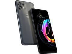 """Smartphone Motorola Moto Edge 20 Lite 5G 128GB 6.7"""" 108+8+2MP Grafite - 1"""