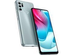 "Smartphone Motorola Moto G60S 4G 128GB 6.8"" Quad-Câm 64+8+5+2MP Verde - 1"