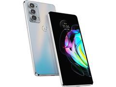 "Smartphone Motorola Moto Edge20 5G 128GB 6.7""8GB RAM 108+16+8MP Branco - 1"