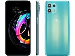 "Smartphone Motorola Moto Edge 20 Lite 5G 128GB 6.7"" 108+8+2MP Verde - 1"