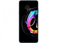 "Smartphone Motorola Moto Edge 20 Lite 5G 128GB 6.7"" 108+8+2MP Verde - 3"