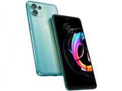 "Smartphone Motorola Moto Edge 20 Lite 5G 128GB 6.7"" 108+8+2MP Verde - 2"