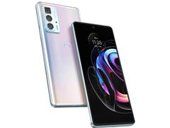 """Smartphone Motorola Moto Edge20 PRO 5G 256GB 6.7""""Câm 108+16+8MP Branco - 1"""