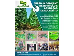 Curso de Adubação e Nutrição de Florestas de Eucalipto - RR Agroflores