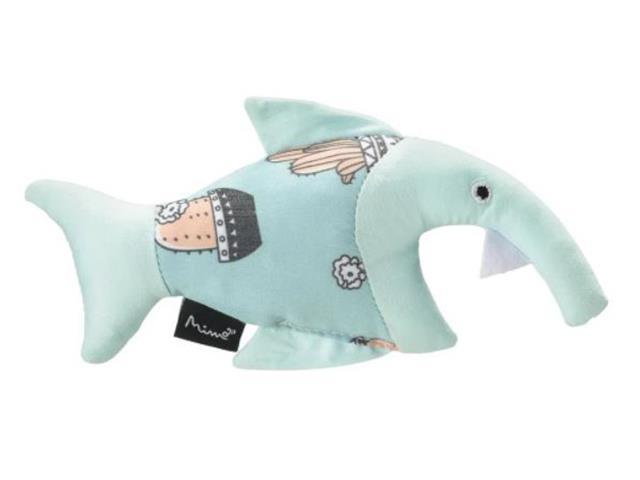 Brinquedo Multilaser PET PP245 Buddy Shark Azul