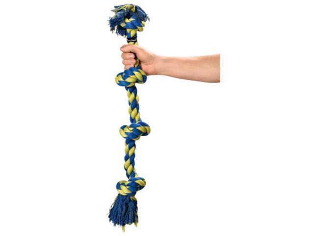 Brinquedo Corda com Nós Multilaser PET PP115 Tamanho G