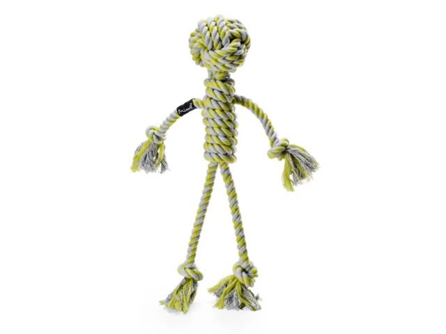 Brinquedo Multilaser PET PP117 Corda formato de Boneco