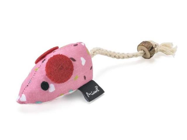 Brinquedo Multilaser PET PP241 Ratinho Deco Rosa