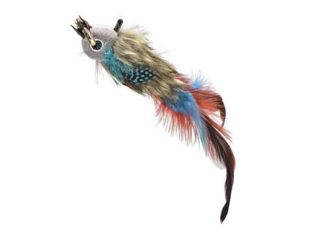 Brinquedo Multilaser PET PP228 Feather Fish Azul