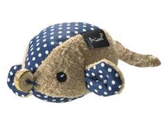 Brinquedo Multilaser PET PP239 Ratinho Patterns Poa Bege - 0
