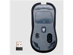 Mouse Gamer Warrior MO280 Akin Wireless 3600DPI Preto - 3