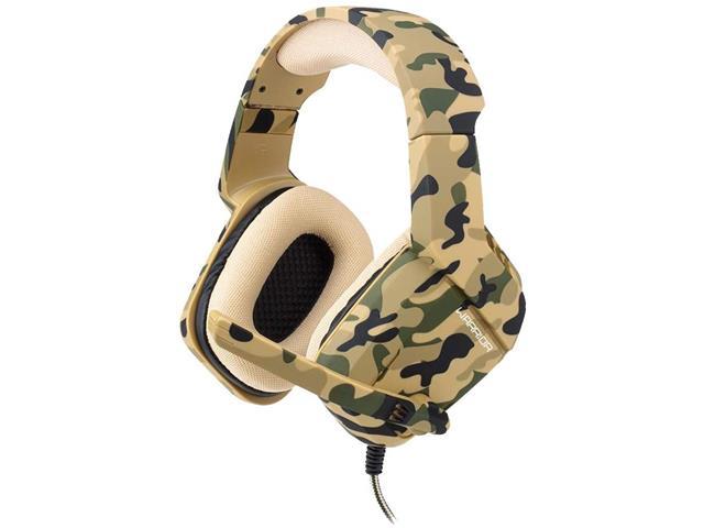 Headset Gamer Warrior PH336 Osborn Army P3 CTIA 3.5MM Camuflado