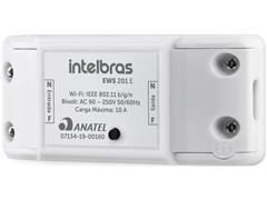 Controlador Smart Wi-Fi para ambientes Intelbras EWS 201 E Branco - 2