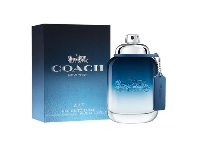 Perfume Coach For Men Blue Masculino Eau de Toilette 60ML