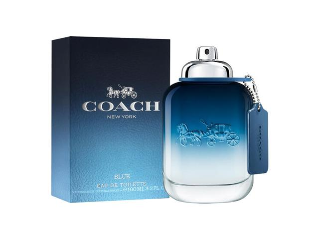 Perfume Coach For Men Blue Masculino Eau de Toilette 100ML