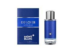 Perfume Montblanc Explorer Ultra Blue Eau de Parfum Masculino 30ML
