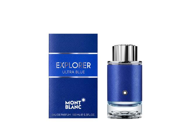 Perfume Montblanc Explorer Ultra Blue Eau de Parfum Masculino 100ML