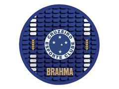 Conjunto de Porta Copos Brahma Cruzeiro 4 Bolachas - 1