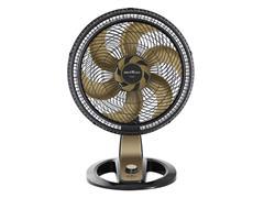 Ventilador de Mesa Britânia BVT410G Turbo Dourado - 0
