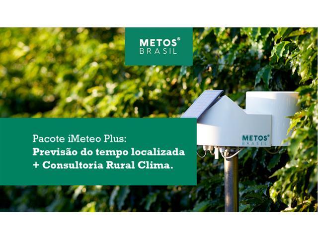 Pacote iMeteo Plus - METOS BRASIL