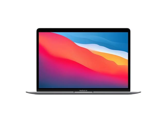 """MacBook Air Apple 13.3"""" Processador M1 8GB 256GB SSD Cinza Espacial"""
