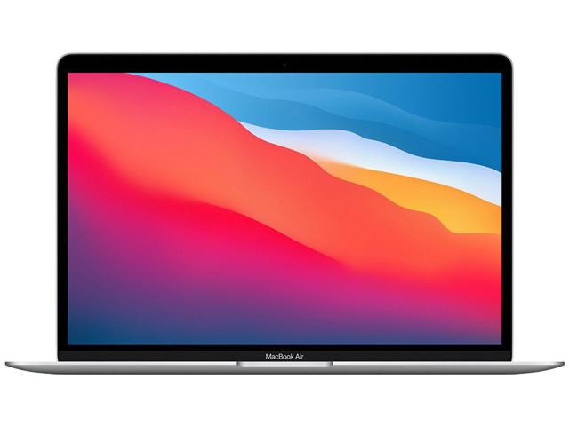 "MacBook Air Apple 13.3"" Processador M1 8GB 512GB SSD Prata"