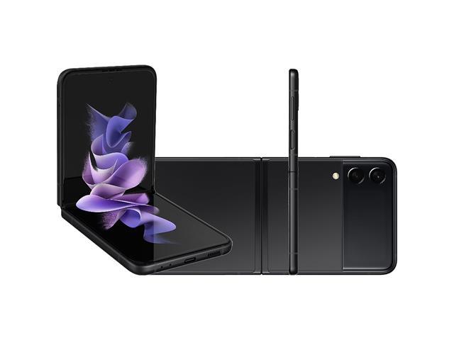 """Smartphone Samsung Galaxy Z Flip3 5G Tela Dobrável 6.7"""" 256GB Preto"""