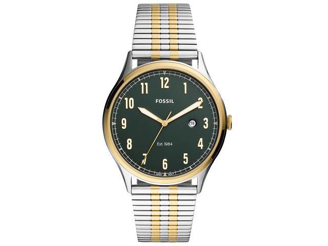 Relógio Masculino Fossil Bicolor FS5596/1KN