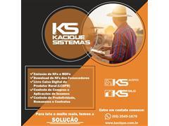 Suporte e Manutenção KS AGRO/KS SILO/KS LOG - KACIQUE SISTEMAS