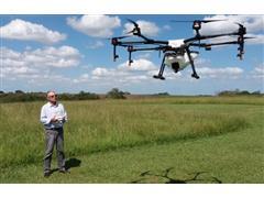 DRONES DE PULVERIZAÇÃO - Palestra Sobre Comprar ou Contratar Serviço - 1