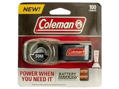 Lanterna de Cabeça 100 Lumens Coleman Alcance 50 Metros - 2