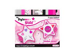 Maquiagem Infantil Multikids My Style Star BR125