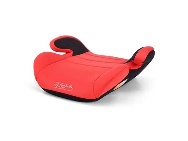 Assento para Auto Multikids Baby BB645 Safe Booster 22-36Kg Vermelho